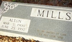 Alton A. L. Mills
