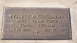 Everett D Ed Colclazier