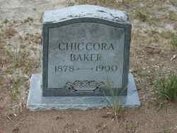 Sarah Chicora <i>Lumpkin</i> Baker