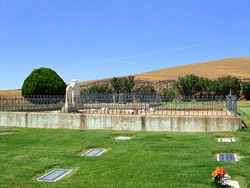 Tehachapi Westside Cemetery