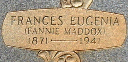 Frances Eugenia <i>Maddox</i> Akins