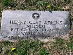 Henry Clay Adkins