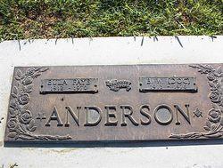 Eula Fay <i>Crocker</i> Anderson