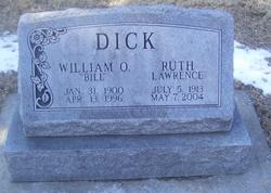 Ruth <i>Lawrence</i> Dick