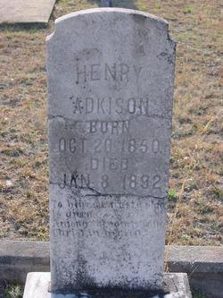 Henry Adkison
