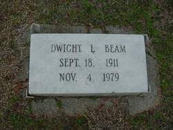 Dwight Luther Beam, Sr