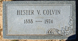 Hester Victoria <i>Stockard</i> Colvin