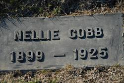 Nellie Mary <i>Stone</i> Cobb