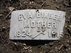 Eva <i>Klieber</i> Binder