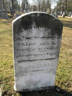 Col Thomas Worthington, Jr