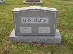 Della <i>Flohr</i> Musselman