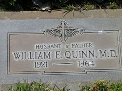 Dr William E. Quinn