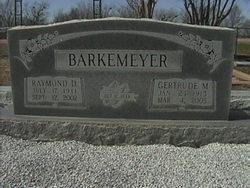 Gertrude M. <i>Pimpler</i> Barkemeyer