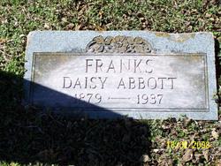 Daisy <i>Abbott</i> Franks