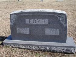 Cora M. Boyd