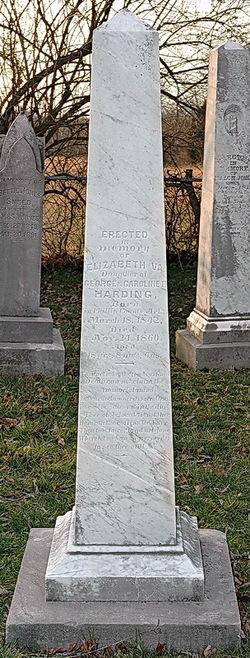 Elizabeth Virginia Harding