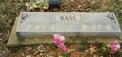 Emma Lucinda <i>Yates</i> Bass