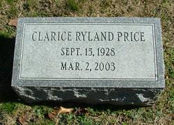 Clarice Ryland Price