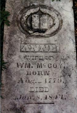 Anne <i>Brown</i> McCoy