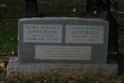 Conway Marion Anderson