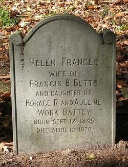 Helen Frances <i>Battey</i> Butts