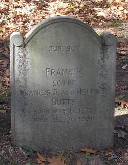 Frank Horace Butts