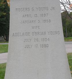 Adelaide <i>O'Brian</i> Young