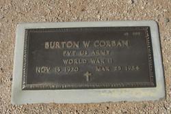 Burton Warren Corban
