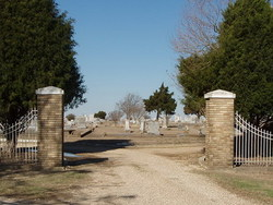 Bartlett City Cemetery