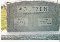Talena G. <i>Folkers</i> Woltzen