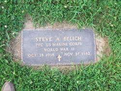 Steve A. Belich