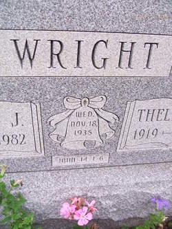 Thelma D. Wright