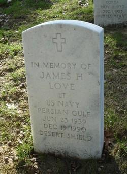 Lieut James H. Love