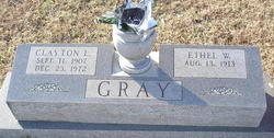 Clayton Leroy Gray