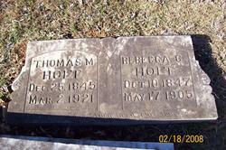 Thomas M. Holt