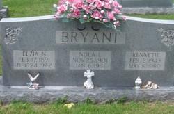 Elzia Newton Bryant