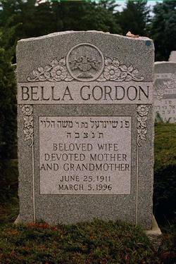 Bella <i>Gosman</i> Gordon