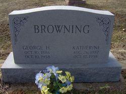 George H Browning