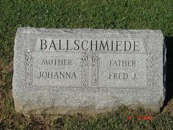 Fred J Ballschmiede