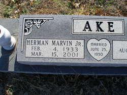 Herman Marvin Ake, Jr