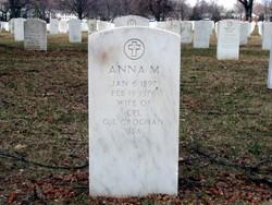 Anna M Croghan