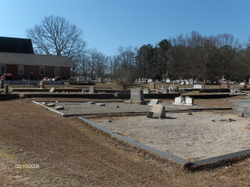 Bogart Baptist Church Cemetery