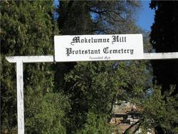 Mokelumne Hill Protestant Cemetery
