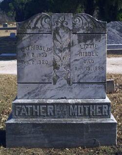 Edward Jefferson Edd Ribble