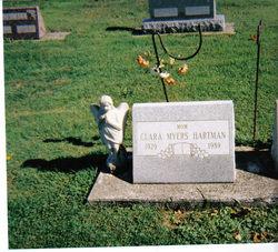 Clara JoAnn <i>Heath</i> Hartman