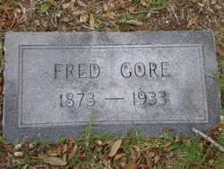 Frederick Delmar Fred Gore