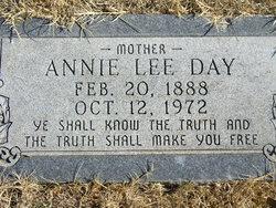 Annie Lee <i>Shepard</i> Day