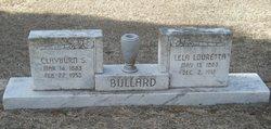 Clayburn Stroud Bullard