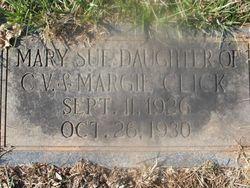 Mary Sue Click