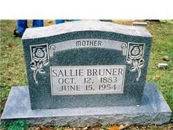 Sarah Tennessee <i>Overbey</i> Bruner